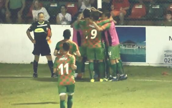 Primera Nacional | Agropecuario goleó por 3-0 a Guillermo Brown de Madryn y escaló