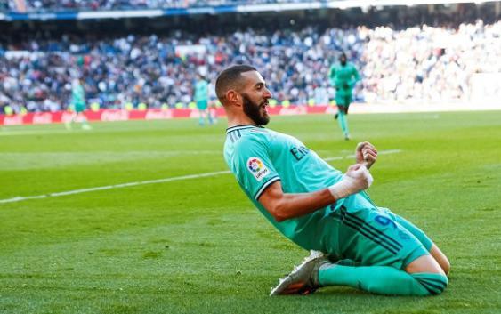 España | Real Madrid venció a Espanyol con tinte francés y es líder | GOLES