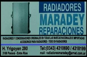 Radiadores Maradey